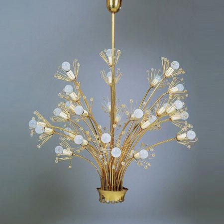 Large chandelier by Dorotheum