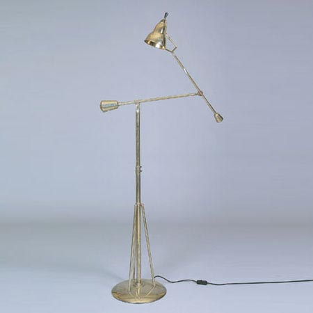 Equilibrium floor lamp, Type SS