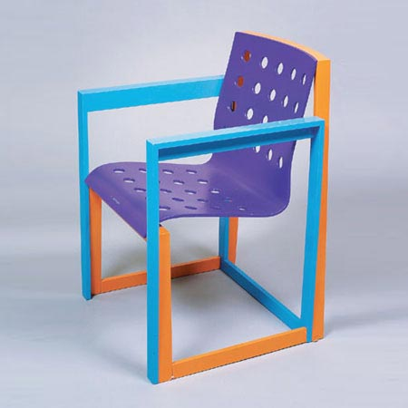 Small armchair