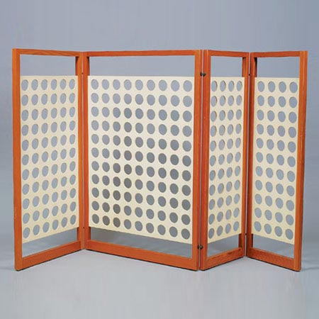 Four-fold screen by Dorotheum