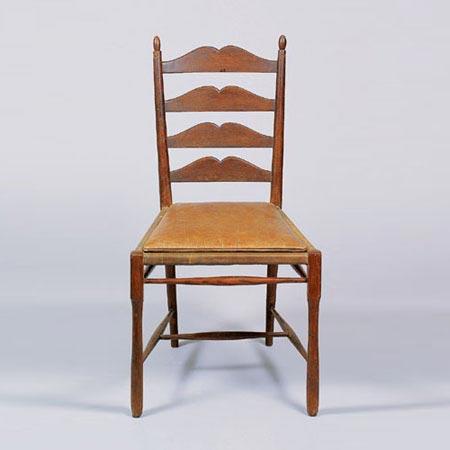 'Einfacher Hausrat'-chair