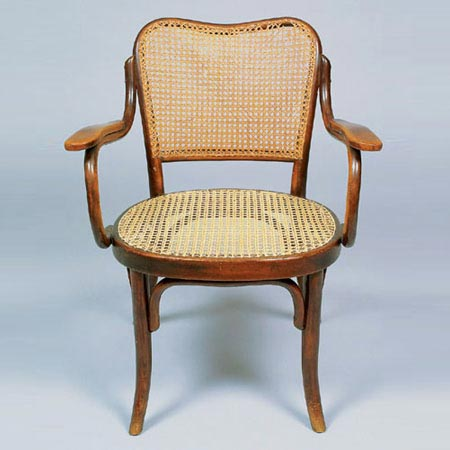 Tearoom chair