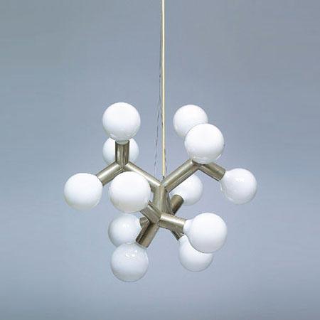 Atomic chandelier