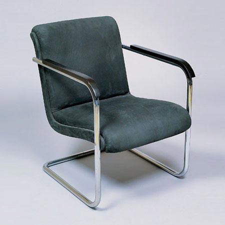 B 97 cantilever armchair