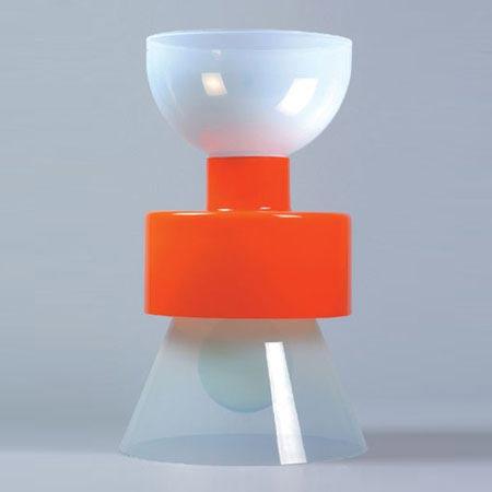 "Milleniums-Vase ""Nebulosa"""