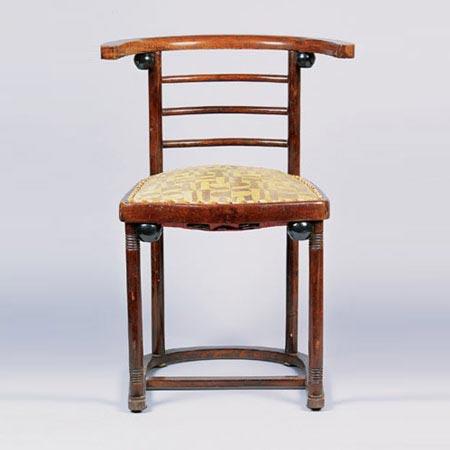 Fledermaus chair by Dorotheum