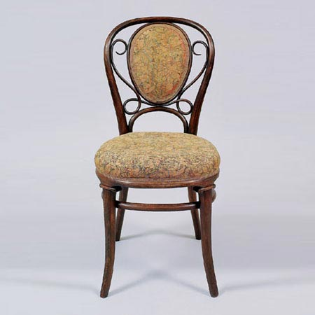 Thonet chair, Model No.27