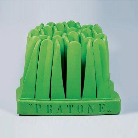 """Pratone seat object (""""Lawn"""")"""