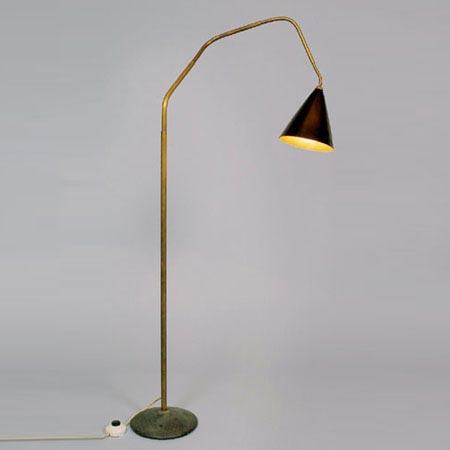Dorotheum-Flamingo floor lamp