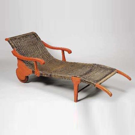 Dorotheum-Deckchair