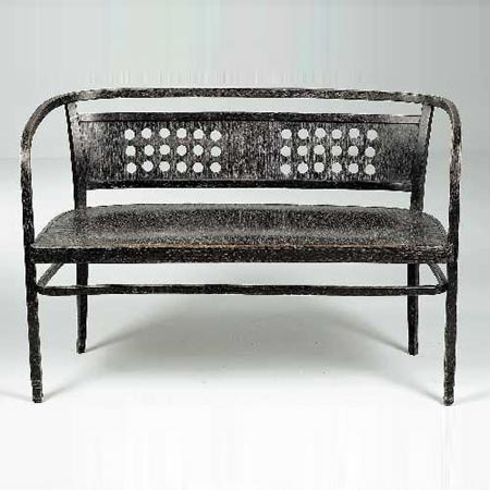 Settee by Dorotheum