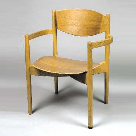 Dorotheum-Portex armchair