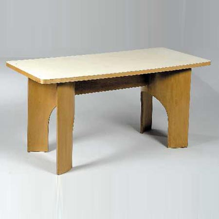 C. L. D. M. dining table