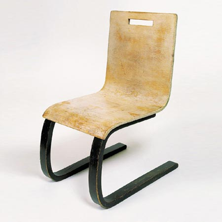 Children's cantilver chair