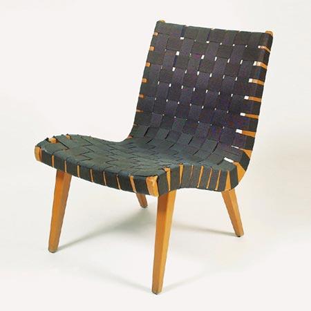 Vostra armchair No. 654 W