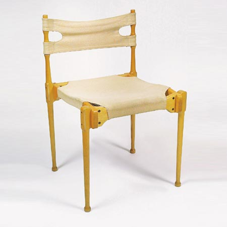 Stacking chair by Dorotheum