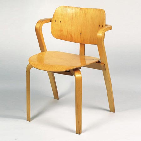 ALAK stacking chair