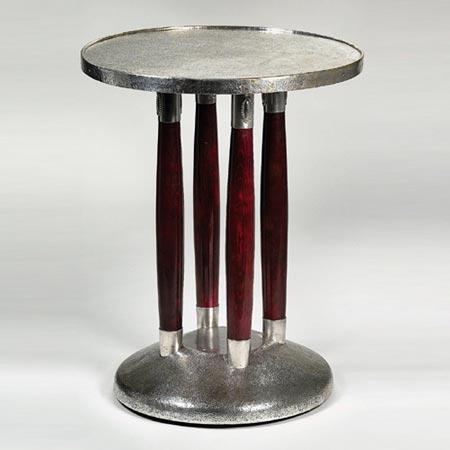 Runder tisch design objekte 4102057 dorotheum for Runder tisch design