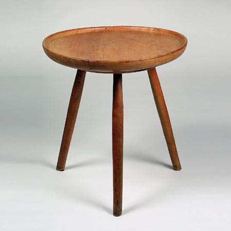 Tripod side table by Dorotheum