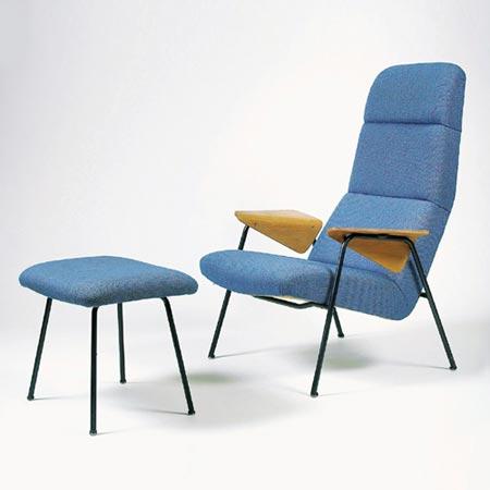 Dorotheum-Armchair/stool, Model 368