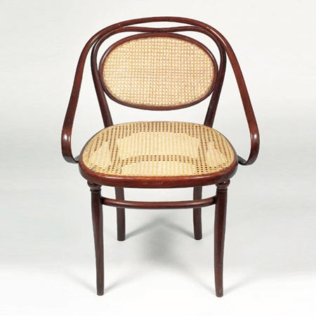 """Thonet armchair """"Women's Fauteuil"""""""