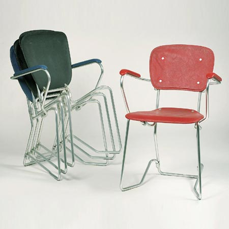 ALUFLEX folding chairs