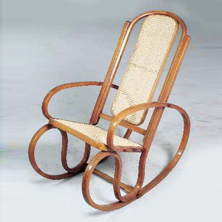 Rocking chair no. 835