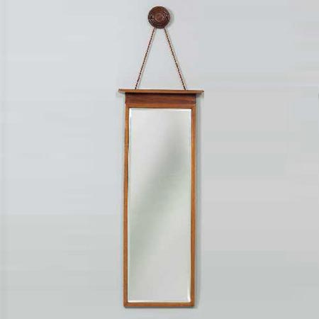 Wall mirror by Dorotheum