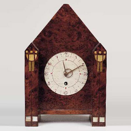 Dorotheum-Table clock