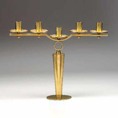 Dorotheum-Five-light candelabrum
