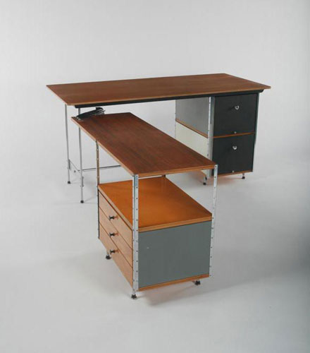 ESU-D-20C desk by Los Angeles Modern Auctions