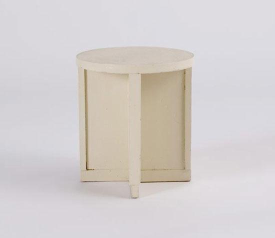 Circular stool