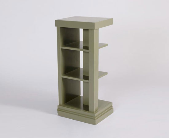 Freestanding book case