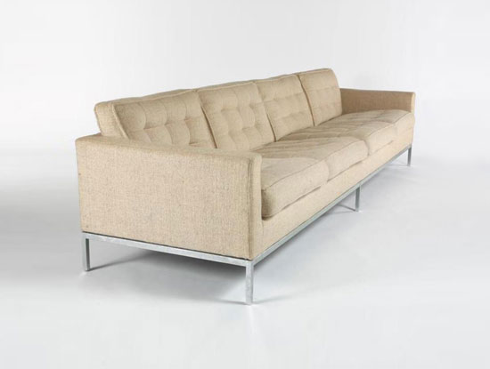 Los Angeles Modern Auctions Armchairssofas On Architonic - Convertible sofa bed los angeles modern auctions