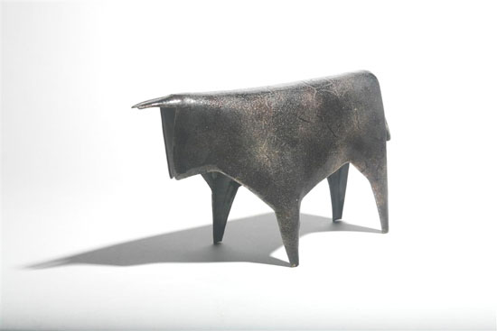 Bull (Toro) de Los Angeles Modern Auctions