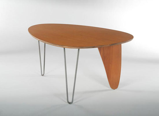 Los Angeles Modern Auctions-Rudder table