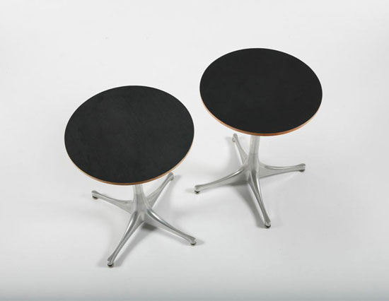 Tables, model no. 5451 de Los Angeles Modern Auctions