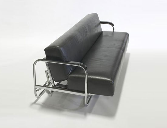 Convertible sofa, model no. 63