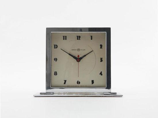 Los Angeles Modern Auctions-Desk clock