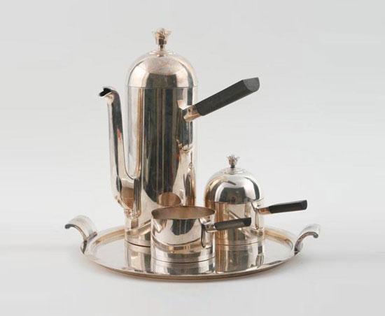 Coffee service (4 pieces)