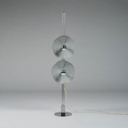 Flower floor lamp