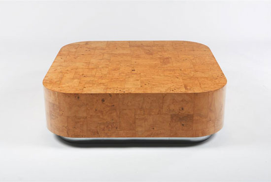 Los Angeles Modern Auctions-Cityscape coffee table