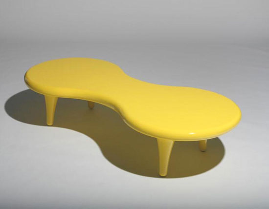Los Angeles Modern Auctions-Orgone table
