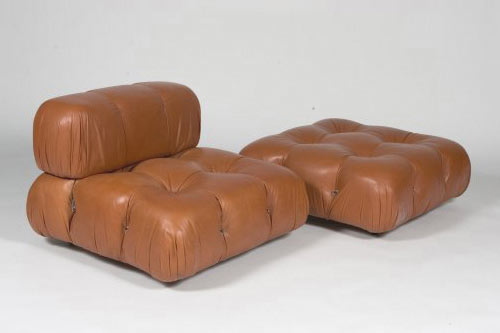 Sofa set [7 pieces] by Los Angeles Modern Auctions