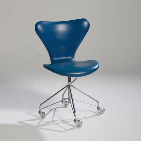Los Angeles Modern Auctions-Desk chair (model no. 3217)