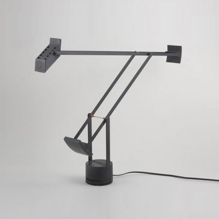 Tizio lamps, pair