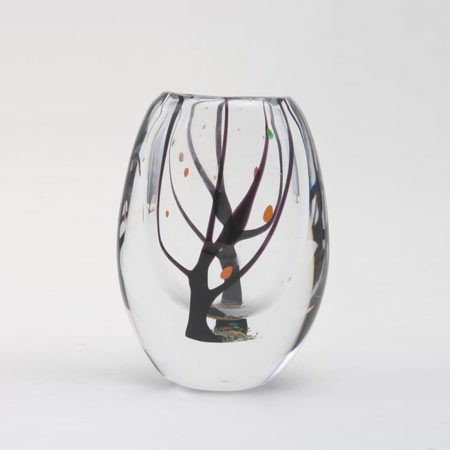 Höst glass vase