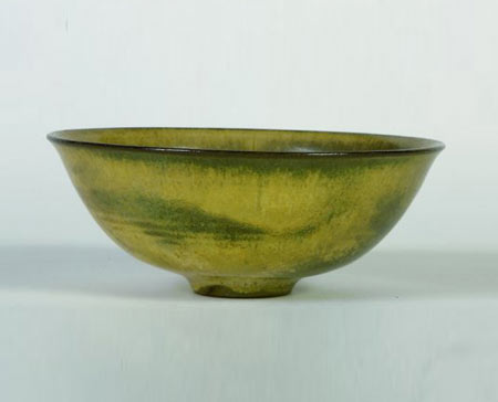 Glazed ceramic bowl di Los Angeles Modern Auctions
