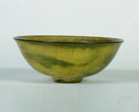 Los Angeles Modern Auctions-Glazed ceramic bowl