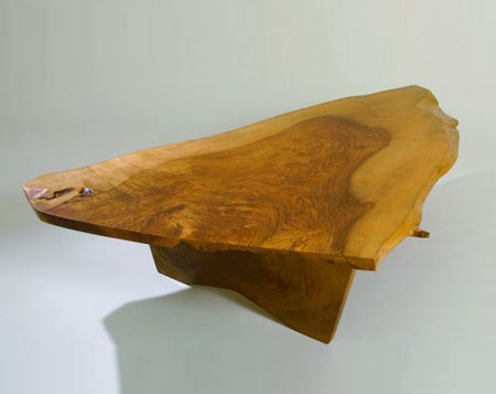 Freeform coffee table by Los Angeles Modern Auctions